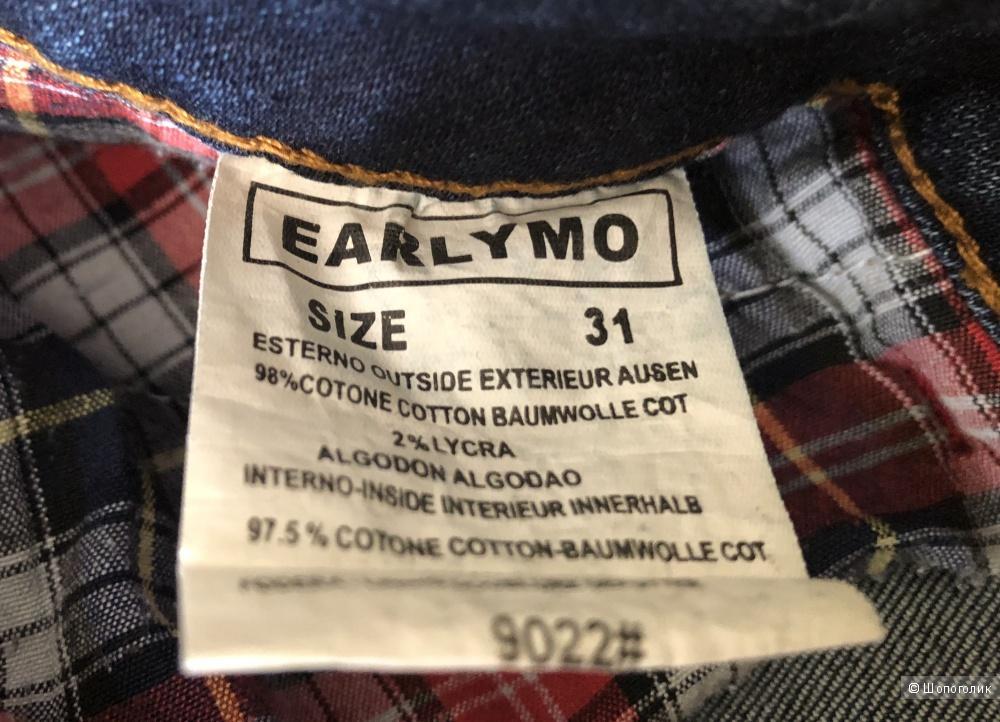 Джинсы Early Mo  размер 31