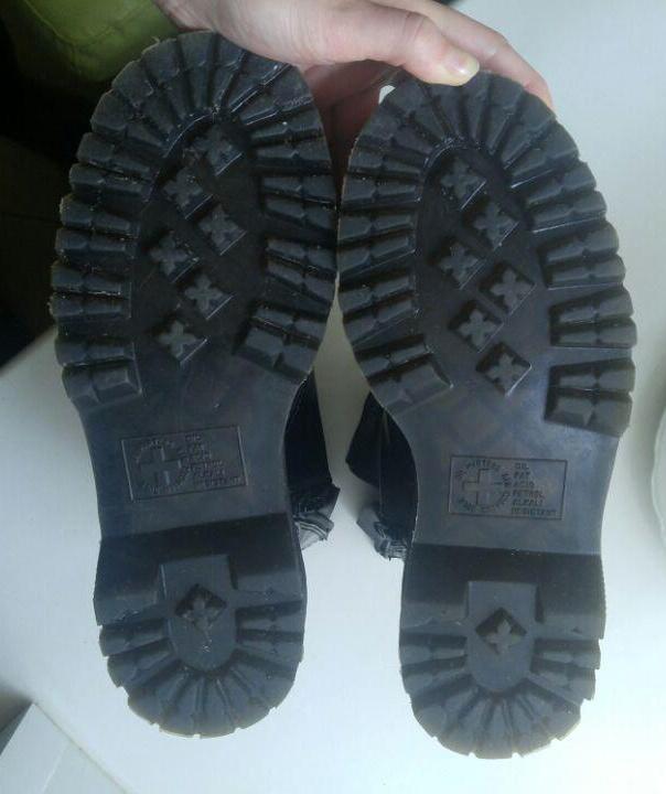 Ботинки dr martens jadon uk 4