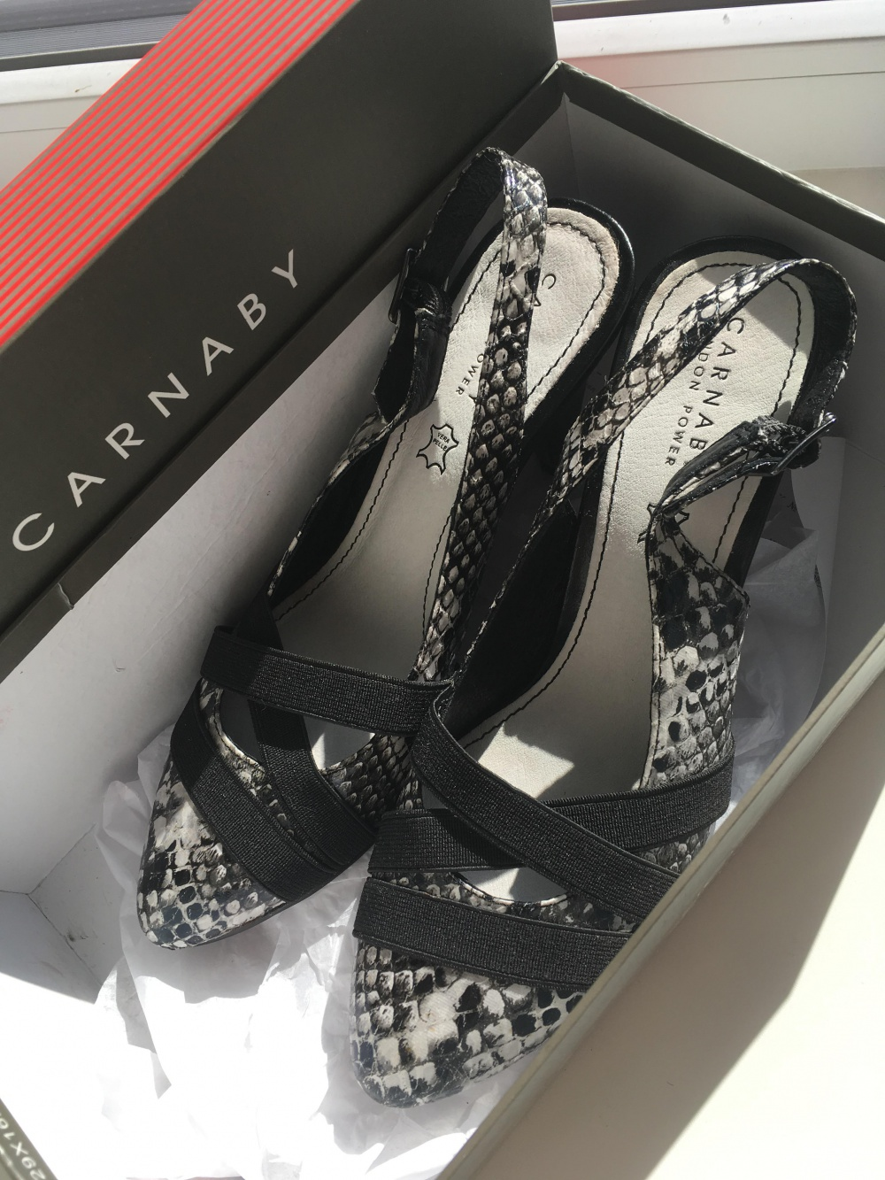 Туфли Carnaby, размер 37