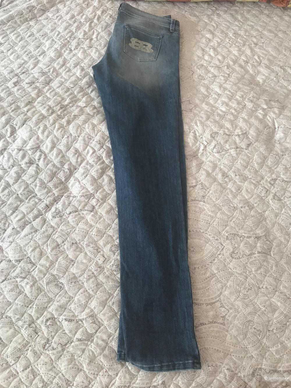 Джинсы ermanno di ermanno scervino, 48 размер