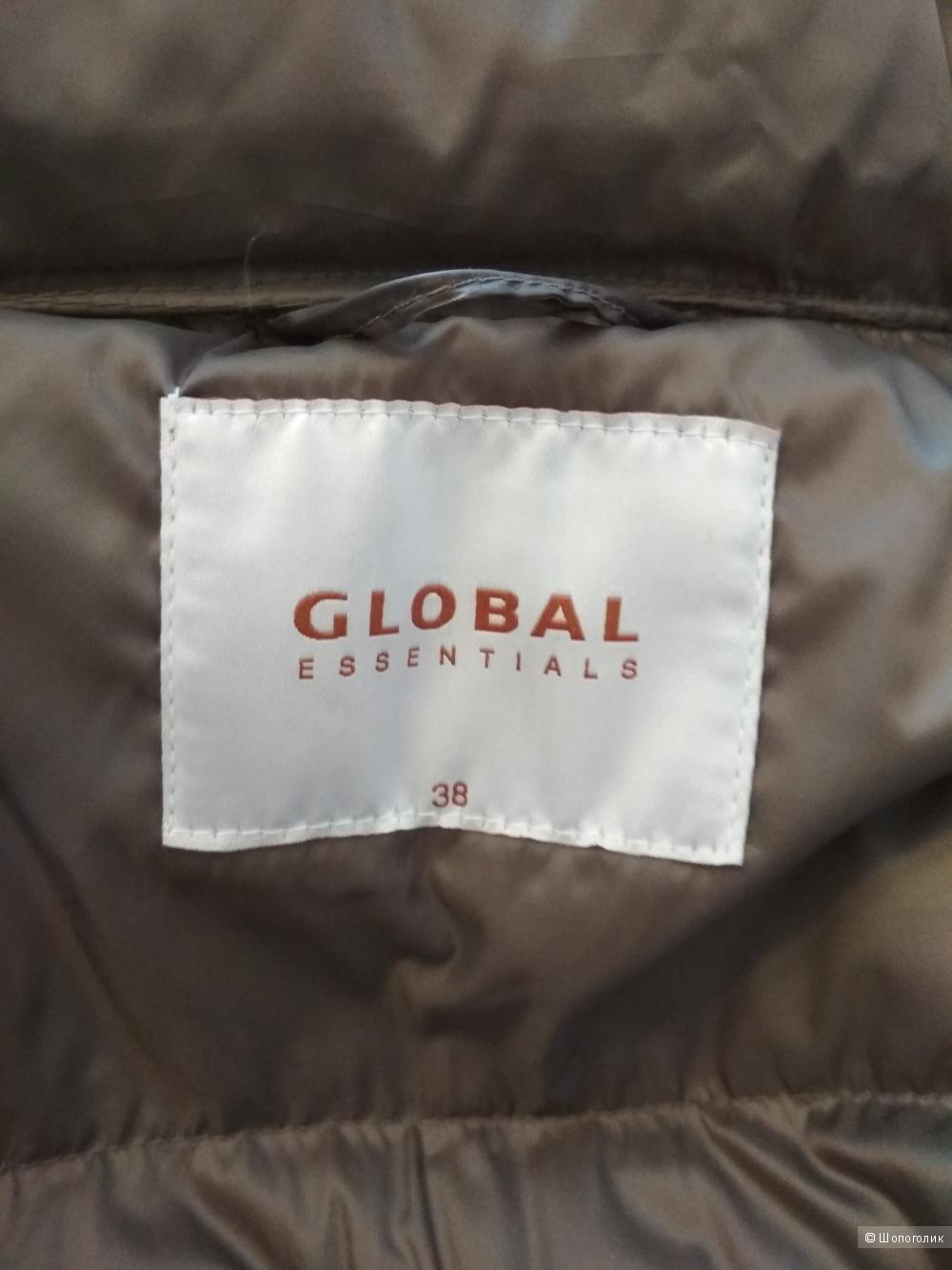 Пуховик Global, р. 44-46.