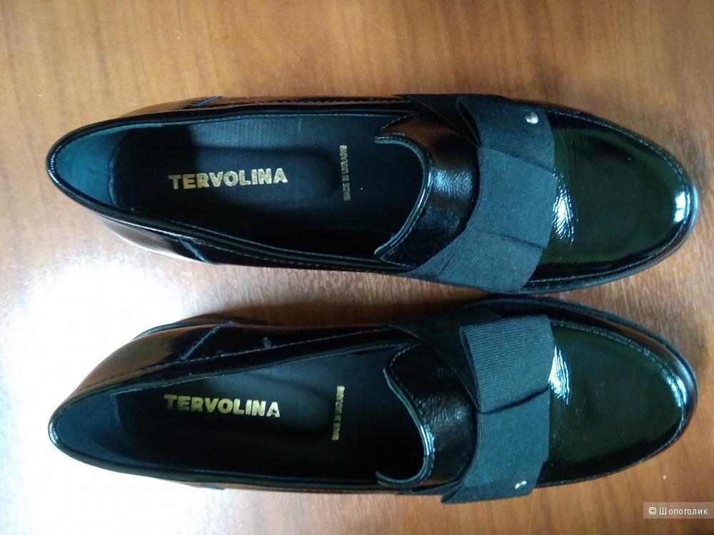 Лоферы  Tervolina, 38 размер