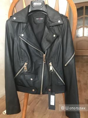 Кожаная куртка Flo&Clo размер 40it