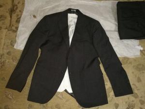 Костюм мужской классический, BEL-AMI, 50 размер.