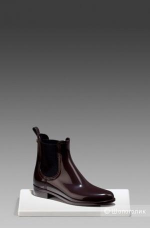 Резиновые ботинки chelsea MASSIMO DUTTI размер 37