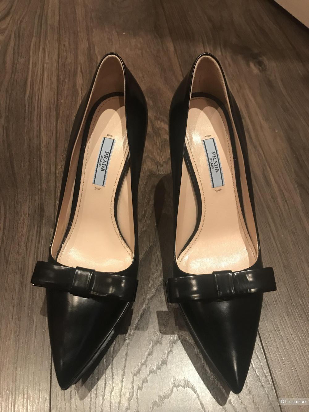 Туфли Prada размер 39