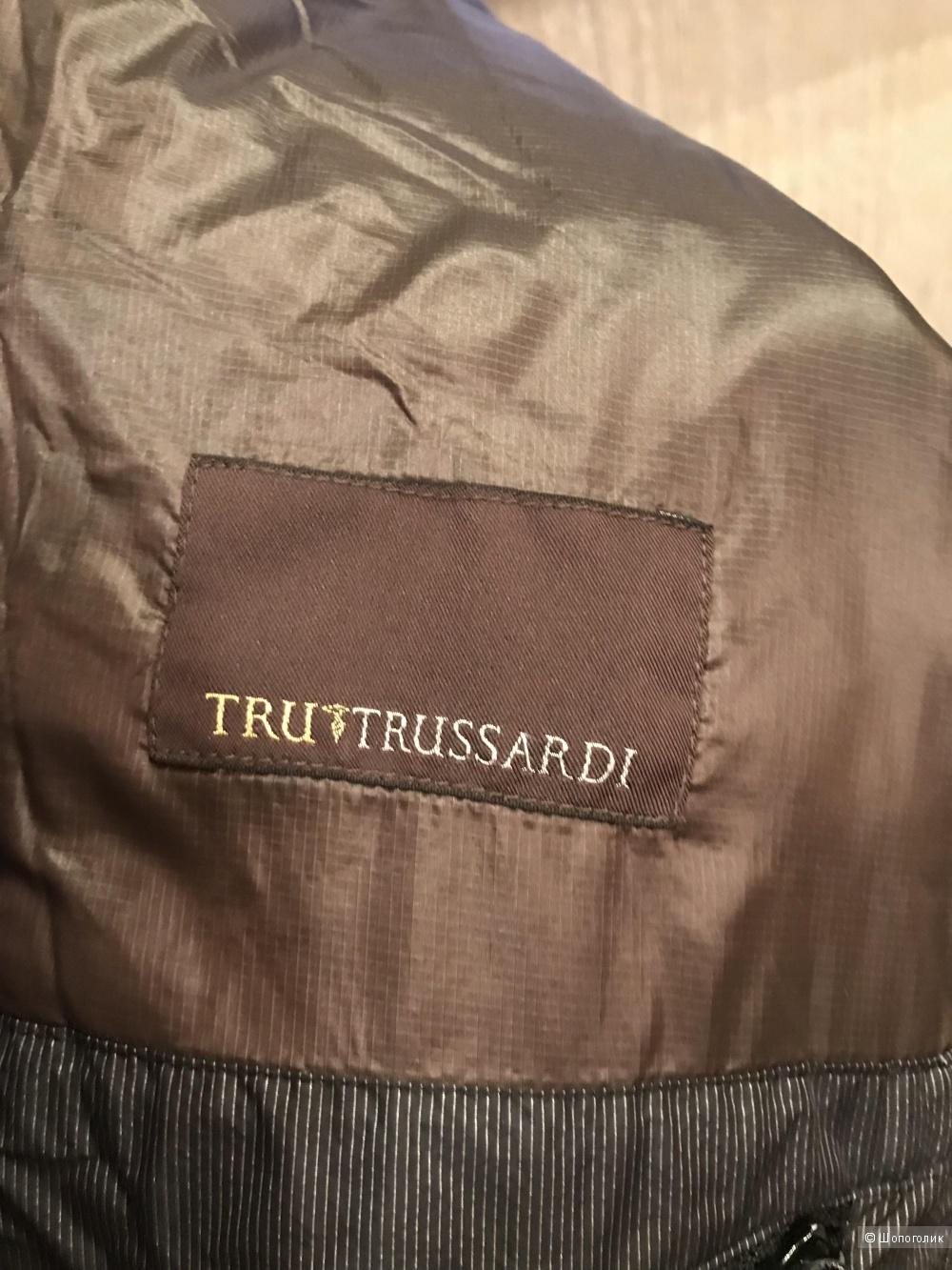 Пуховик,TRUSSARDI,54