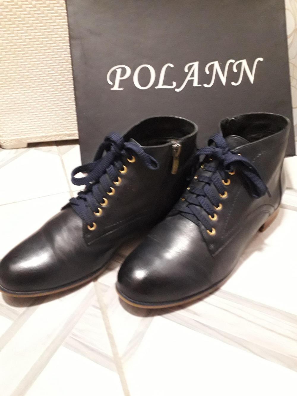 Ботинки Polann,р.38-39