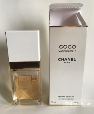 Парфюмированная вода Chanel Coco Mademoiselle, 35 мл