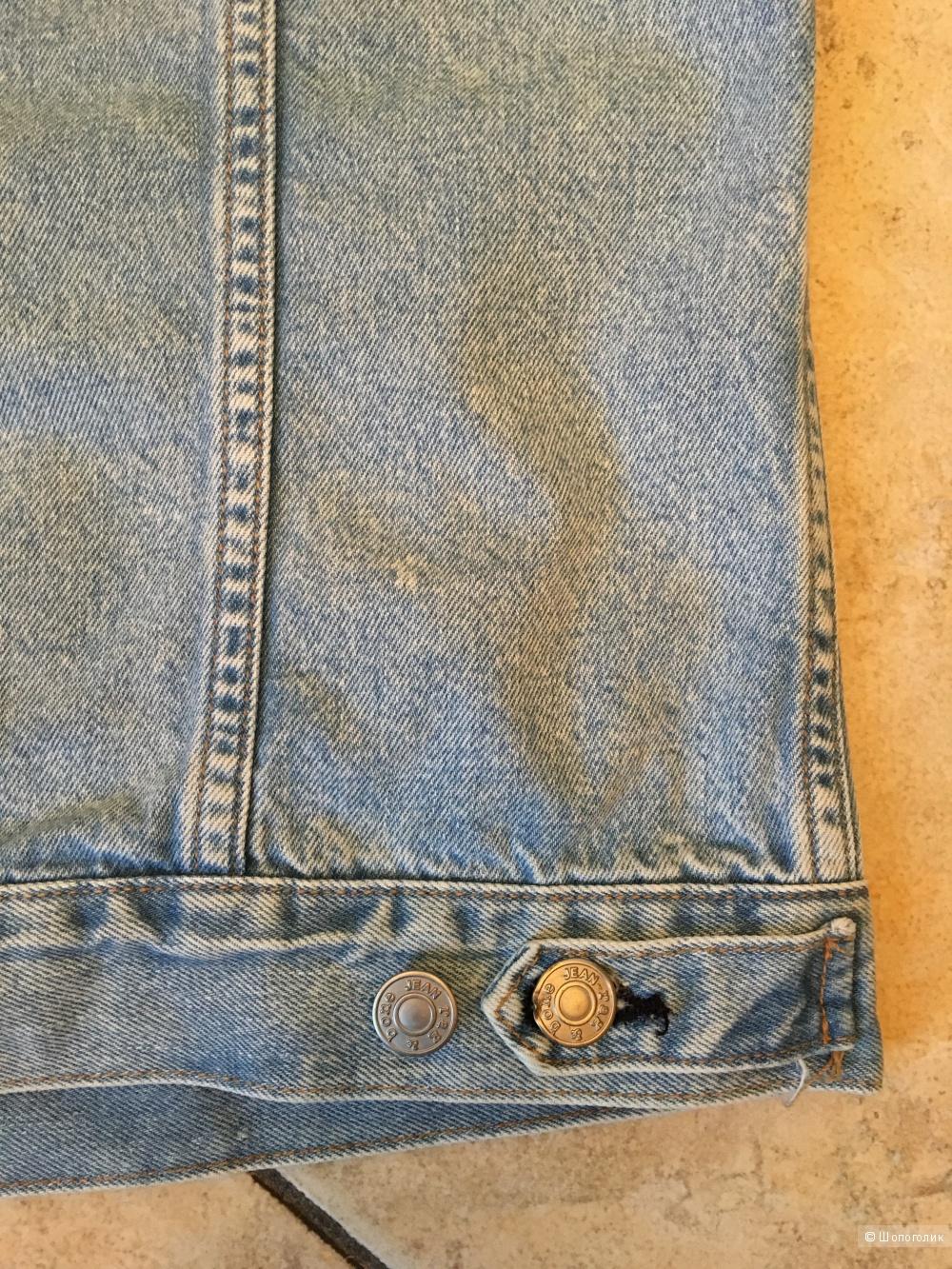 Джинсовый жилет Rag & Bone, размер L