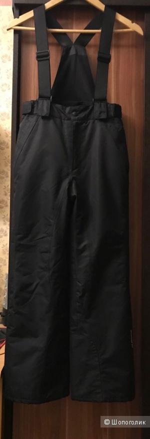 """Детские горнолыжные брюки """"Glissade"""". Размер 140 см."""
