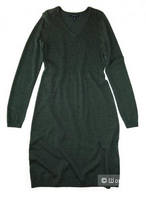 Платье-свитер  Lands' End р.S (S/М)