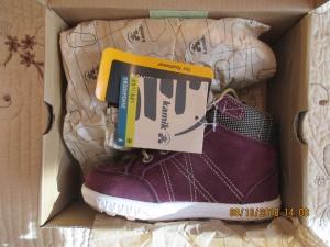 Зимние ботинки Kamik 28 размер
