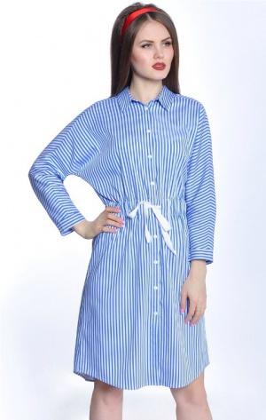 Платье-рубашка RISE, 42-48  размеры