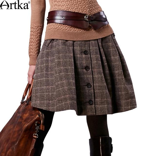 Юбка  Artka, размер 44-46.