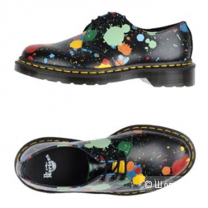 DR. MARTENS ботинки 40 р.