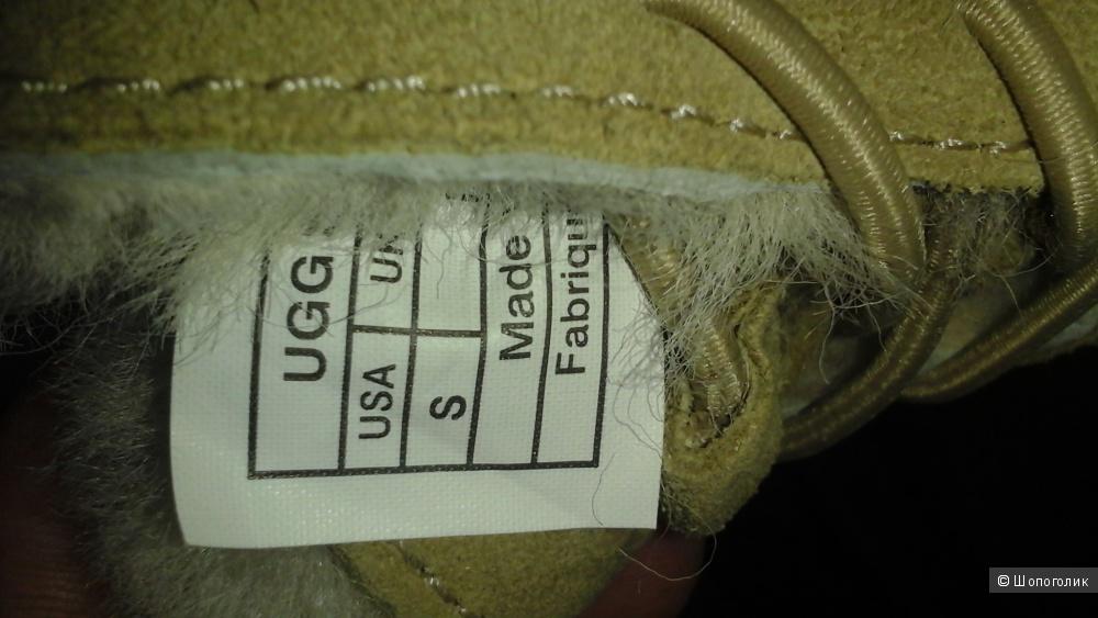 Сапожки UGG, размер 6-9 мес (18)