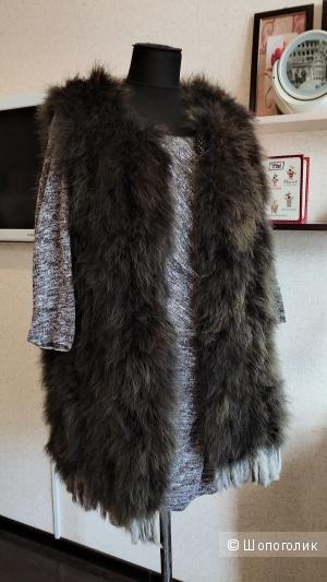 Сет: жилетка Ana Sousa, платье Max Studio 44-46