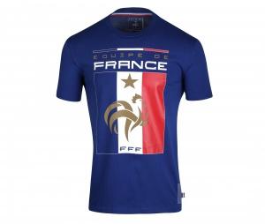Сет: футболка  федерация футбола Франции,  размер S + носки федерация футбола Франции, 43-46 р.