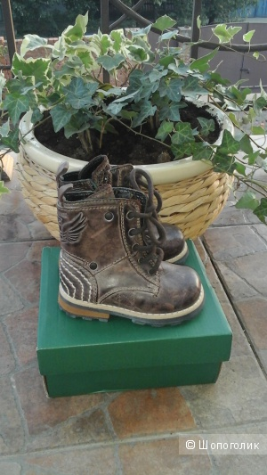 Ботинки Roberto Cavalli, размер 20