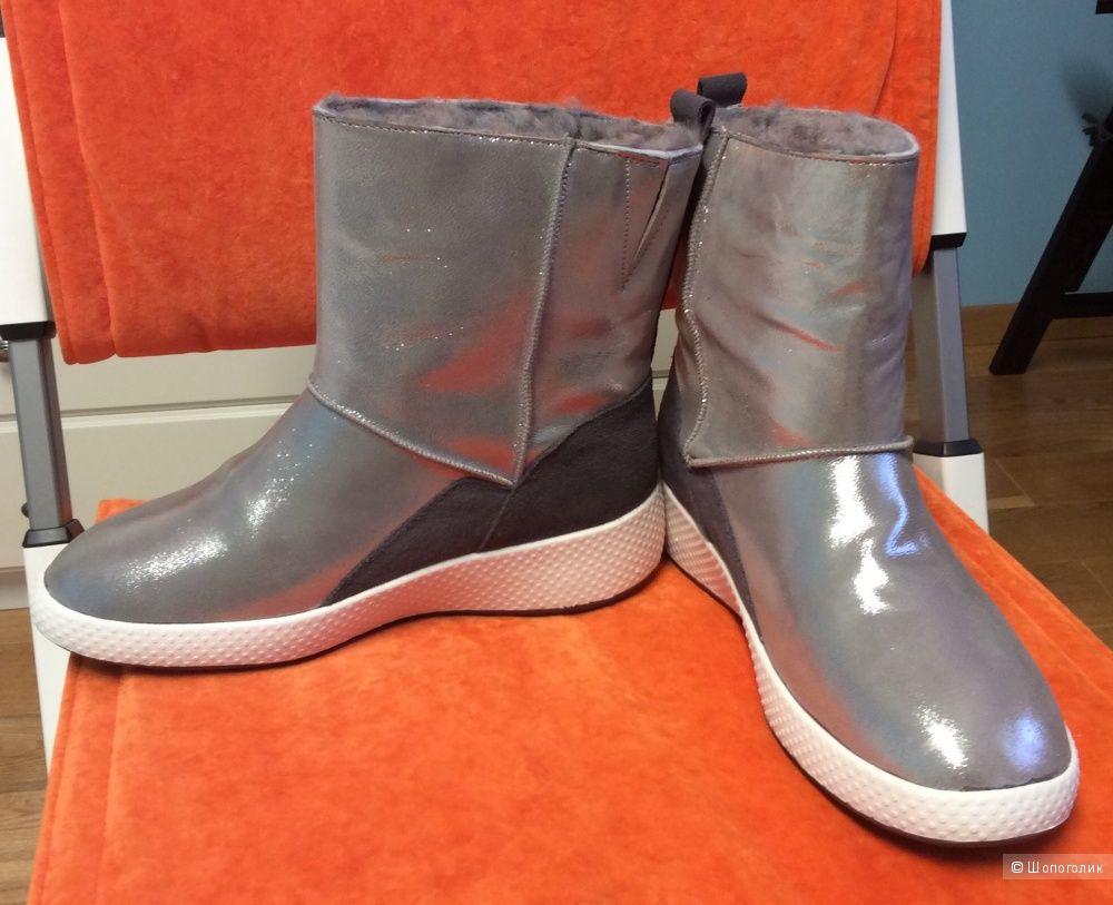 Зимние сапоги King Boots р.41 (маломерки на 25,5 см)
