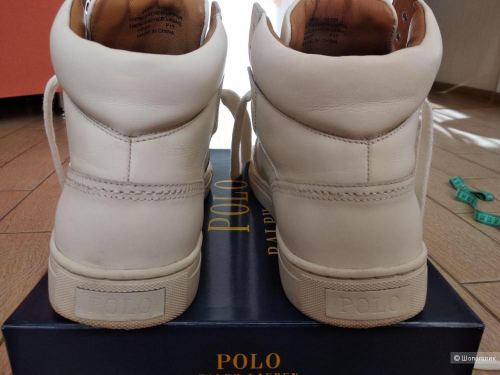 Ботинки мужские Ralph Lauren, размер 11D