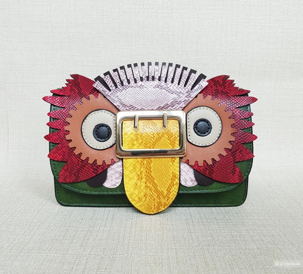 Сумка NoName Crossbody Owl