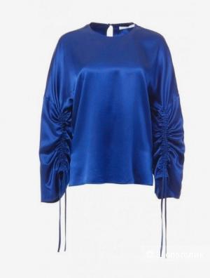 Шелковая блуза Tibi размер S.