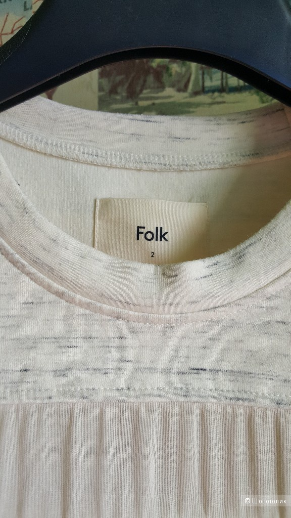 Толстовка FOLK. Размер М-L