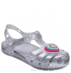 Сандалии для девочки Crocs Isabella Novelty Sandal C9