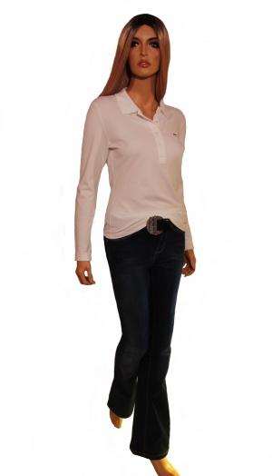 Сет из 3-х вещей: футболки Lacoste (р-р 44-46(М)), джинсов LIU JO (р-р 27/28) и ремня MISS SYXTY