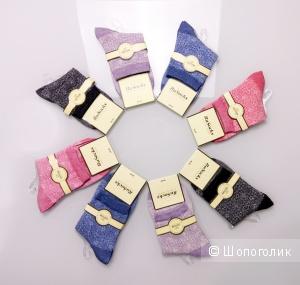 Носки женские, RuSocks, 34-42 размер.