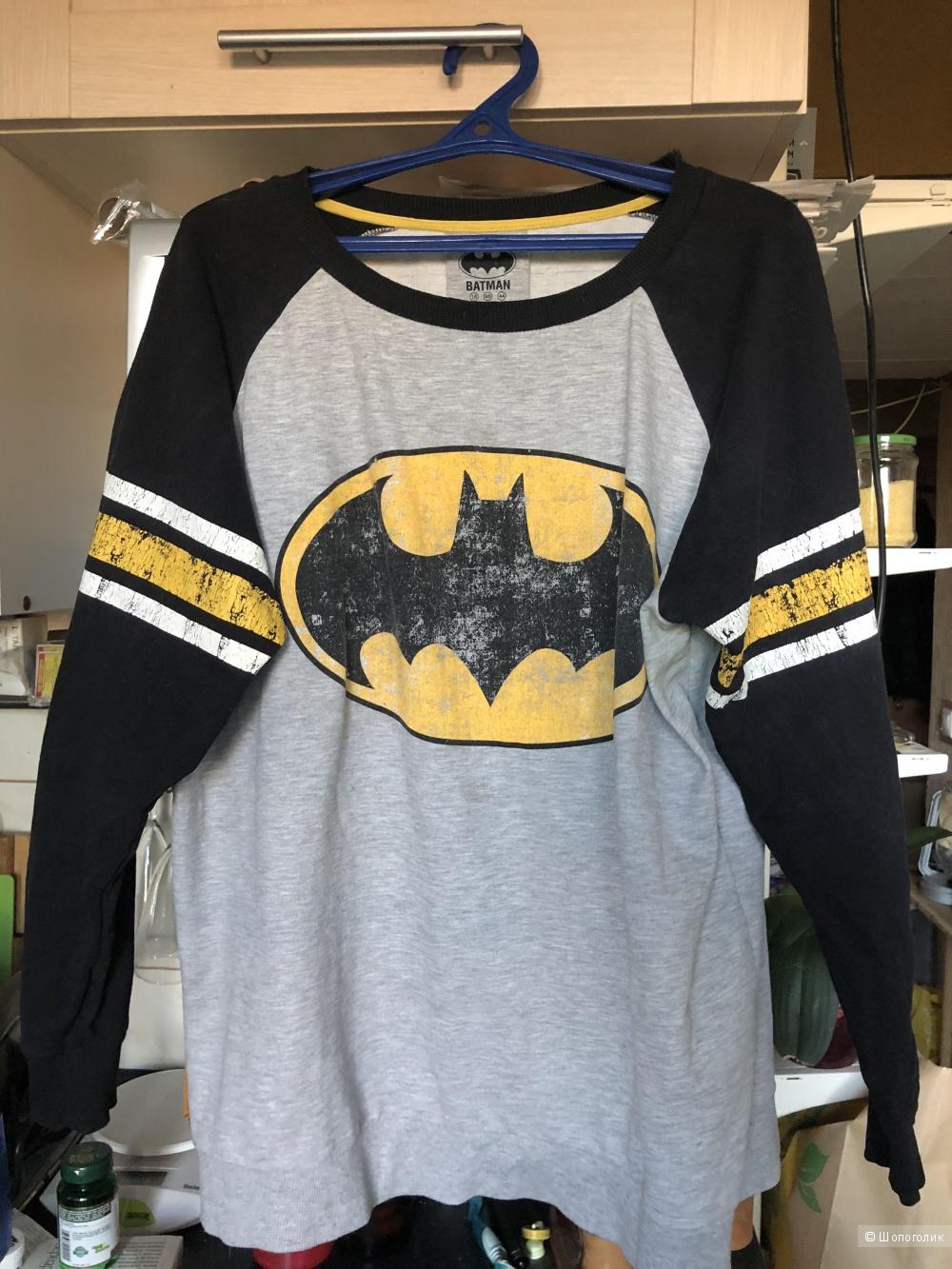 Толстовка Batman DC Comics размер 48-54