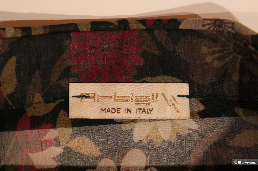 Сет из 3-х вещей: джемпер ARTIGLI (р-р 42-44S), джинсов BlendShe (размер 27/28) + ремень VERO GUOTO
