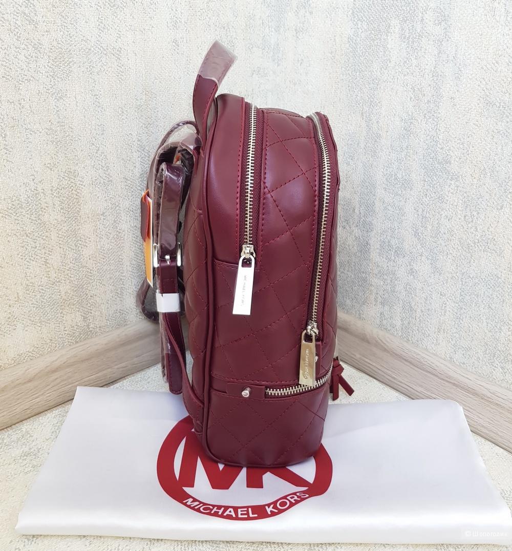 Рюкзак Michael Kors (бордовый)