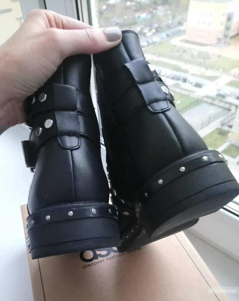 Ботинки Asos, р-р UK5 (EU38, рос37)
