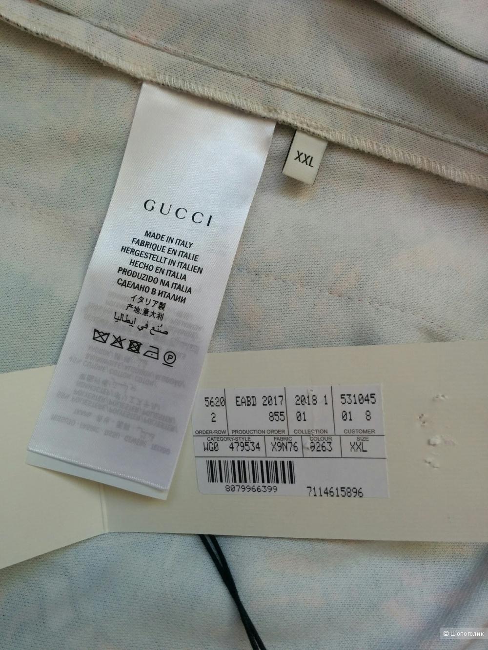 Юбка Gucci,размер XXL.