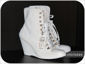 Кеды BIANCO. Footwear (Италия), 39 размер