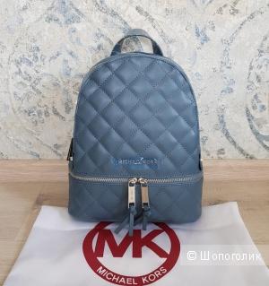 Рюкзак Michael Kors (голубой)