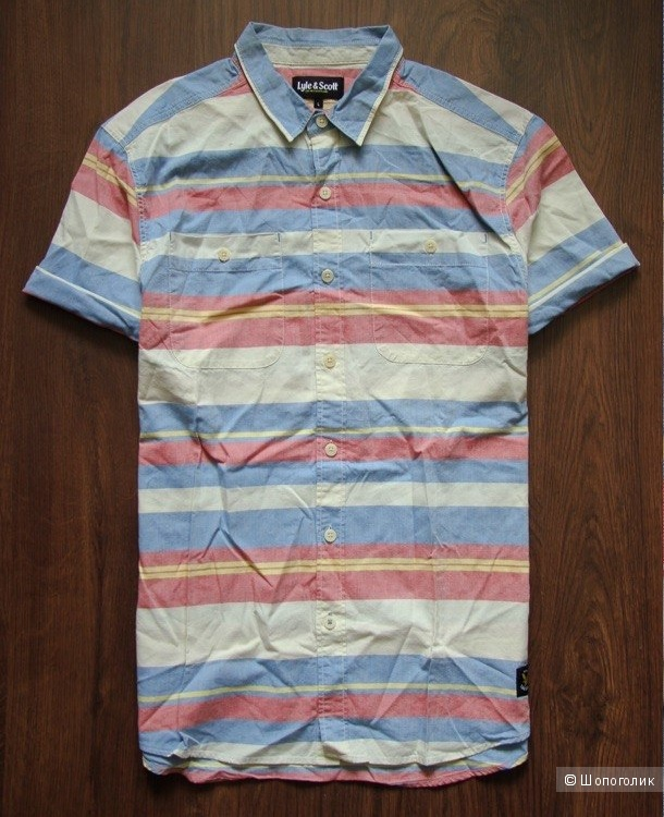 Рубашка, Lyle & Scott, L