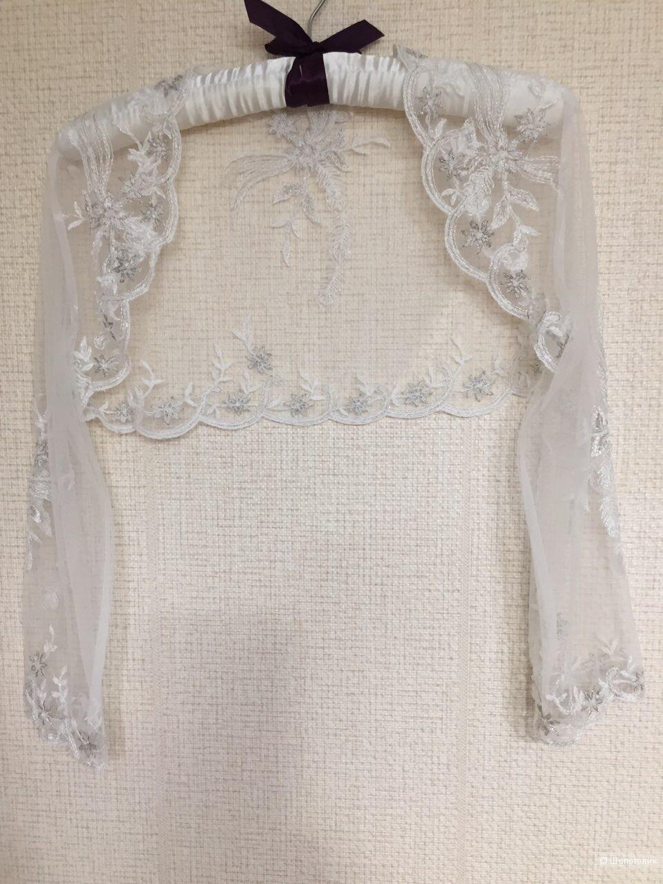 Платье свадебное «Papilio», р-р, 44-46