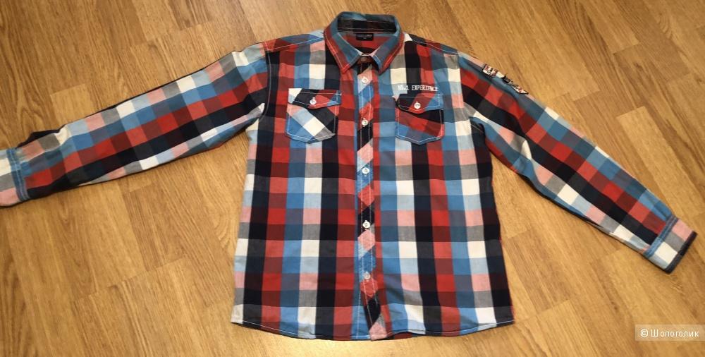 Комплект рубашек Borz, Redanblu, Scamps boys, 140/146 см