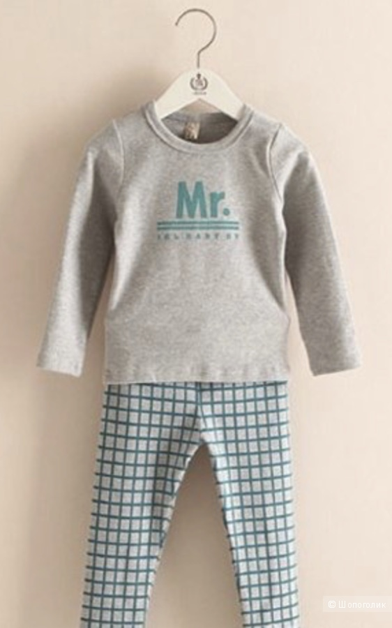 Пижама нонейм на 1 год