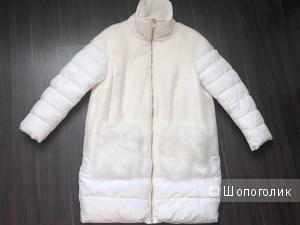 Пальто комбинированное зимнее Acasta, р-р 42-48
