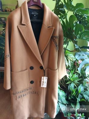 Пальто ZARA размер 48-50