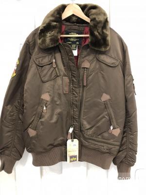 Куртка Alpha Industries /2XL (54-56)