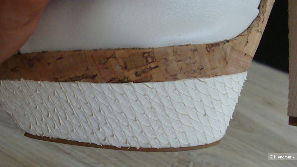 Босоножки натуральная кожа ASOS, размер 37