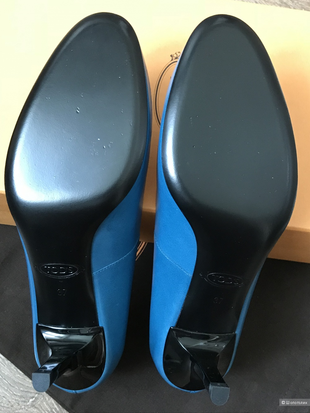 Туфли TOD'S, размер 37