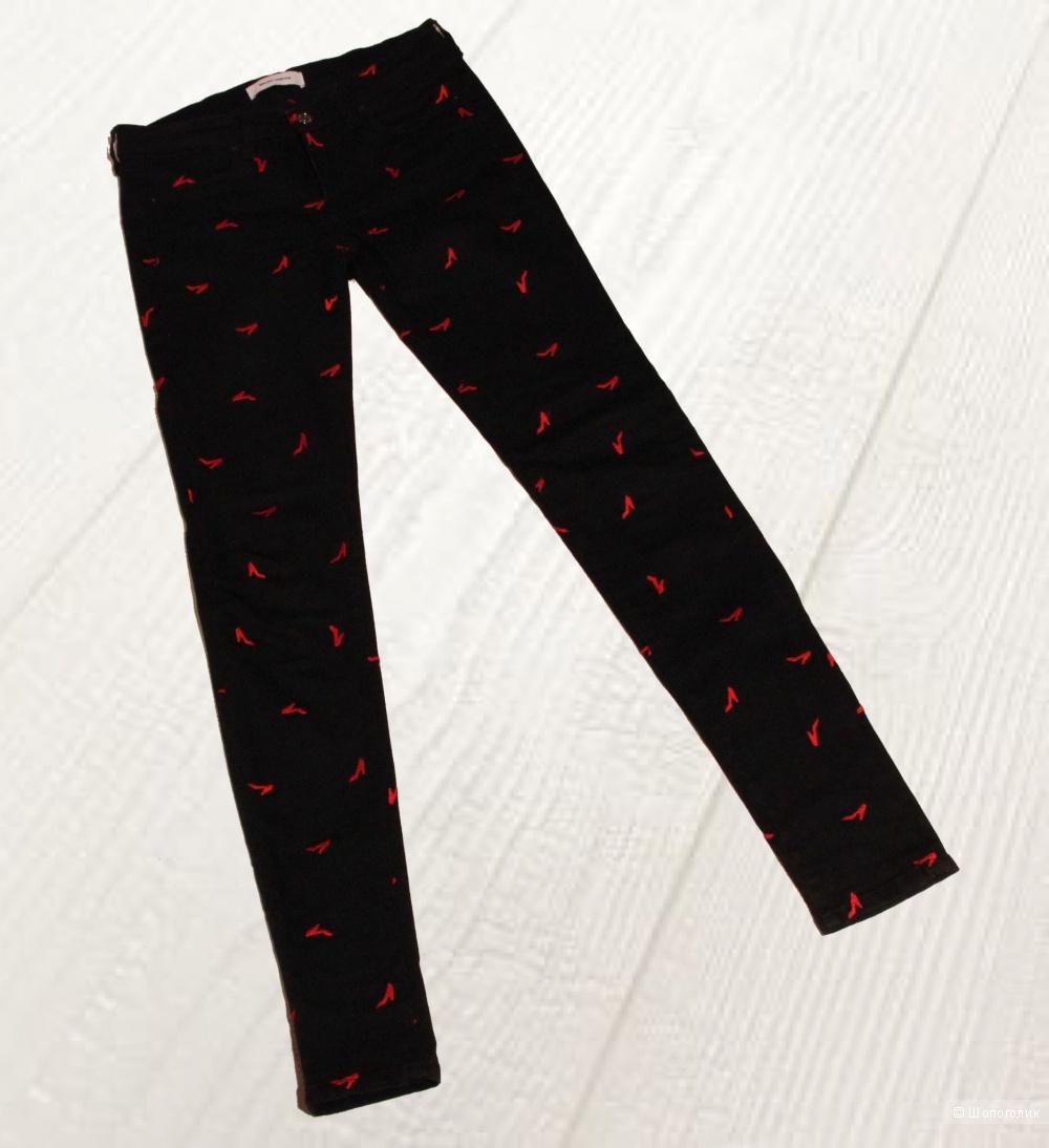 Сет из 2-х вещей: блузка/рубашка LERROS (р-р 44-46М)  и джинсы MAURO GRIFONI (р-р 27)