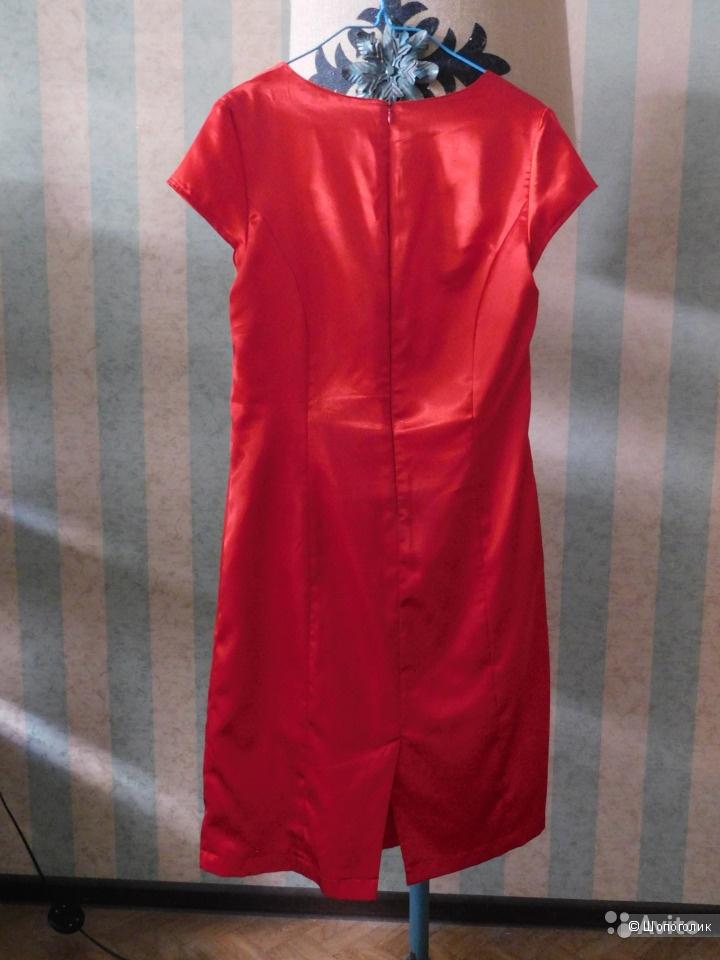 Коктейльное платье BonPrix размер 46 (российский)